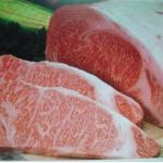 日本鹿兒島黑牛(鹿児島黒毛牛)KAGOSHIMA Black hair Beef