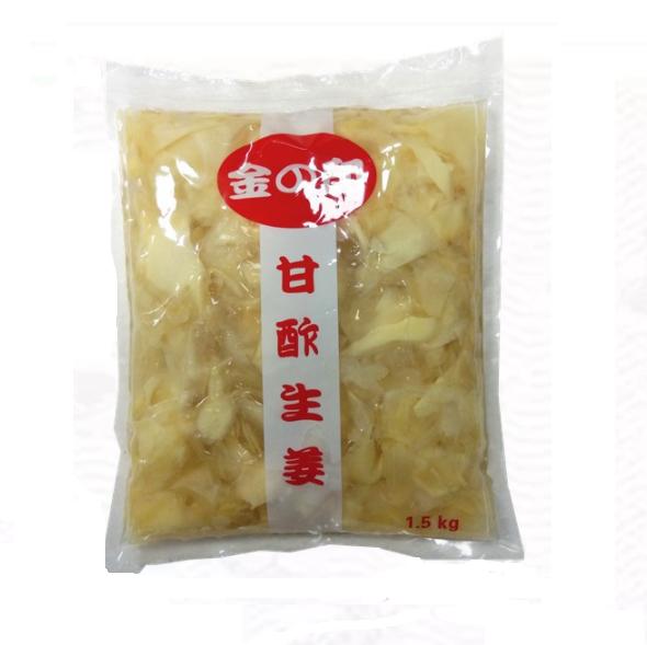 金印白壽司姜