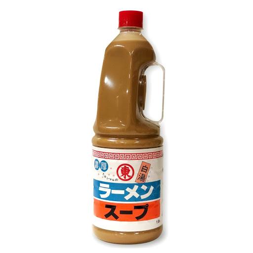 九洲白湯拉麵汁