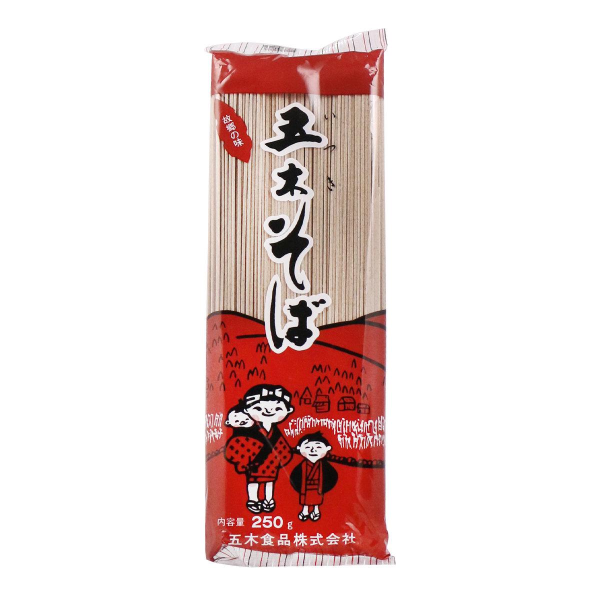 五木赤麵故鄉的味道