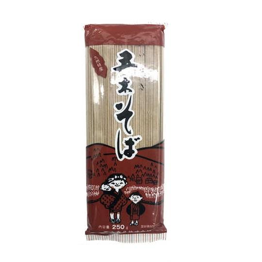 日本五木赤麵九州的味道