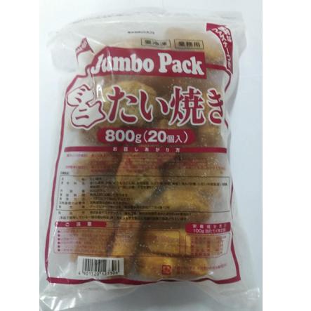 鯛魚紅豆燒餅